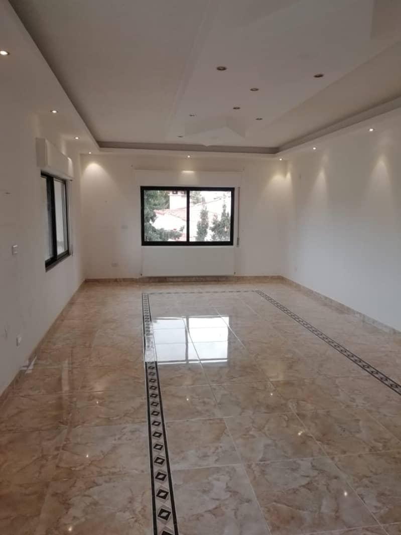 شقة فارغة للإيجار في الرابية | 190 م2