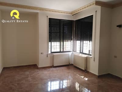 3 Bedroom Flat for Rent in Tela Al Ali, Amman - First-floor apartment for rent 160 SQM in the most beautiful areas of Tela Al Ali