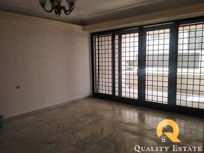 4 Bedroom Flat for Rent in Tela Al Ali, Amman - Ground apartment for rent in the most beautiful areas of Tela Al Ali