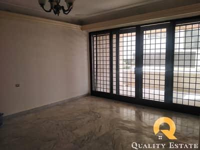 فلیٹ 4 غرف نوم للايجار في تلاع العلي، عمان - شقة أرضية للأيجار في اجمل مناطق تلاع العلي