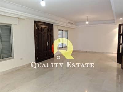 3 Bedroom Flat for Rent in Dair Ghbar, Amman - Semi-Ground Apartment for Rent in Dair Ghbar   200  SQM