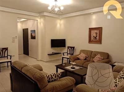 2 Bedroom Flat for Rent in Al Swaifyeh, Amman - luxuriously furnished apartment for rent in al Swaifyeh