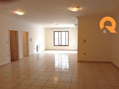 شقة طابقية للايجار في الصويفية بمساحة 225 م2