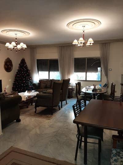 3 Bedroom Apartment for Sale in Jabal Amman, Amman - First-floor apartment for sale in Jabal Amman   190 SQM