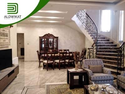 5 Bedroom Villa for Sale in Dahyet Al Rasheed, Amman - Independent villa for sale in Dahyet Al Rasheed - building area 730 SQM