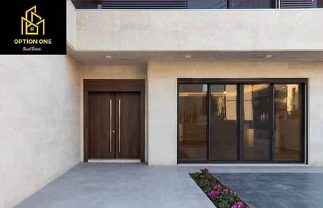 فیلا 5 غرف نوم للبيع في دابوق، عمان - فيلا مميزة للبيع في أجمل مناطق دابوق مساحة الأرض 410م2 ومساحة البناء 610م2