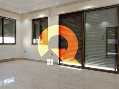 فلیٹ 4 غرف نوم للايجار في عبدون الشمالي، عمان - شقة أرضية مميزة للإيجار في عبدون الشمالي | 300 م2