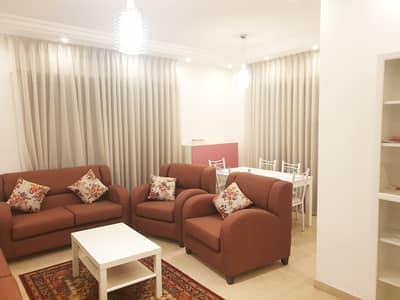 فلیٹ 3 غرف نوم للايجار في الدوار الخامس، عمان - شقة مفروشة للإيجار بالقرب من الدوار الخامس | 150 م2
