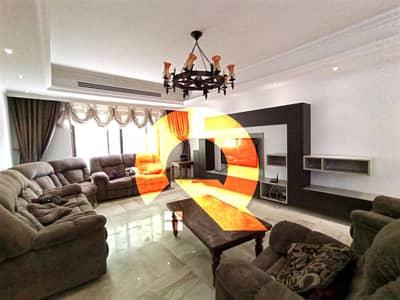 4 Bedroom Flat for Rent in Dair Ghbar, Amman - Ground floor duplex apartment for rent in Dair Ghbar | 450 SQM