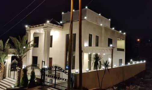 5 Bedroom Villa for Sale in Al Sarou, Al Salt - فيلا مستقلة مفروشة للبيع في أجمل مناطق السلط السرو | 720 م2