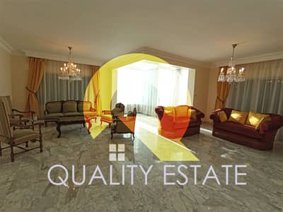 2 Bedroom Flat for Sale in 5th Circle, Amman - Distinctive furnished apartment in the most beautiful areas of the 5th Circle | 183 SQM