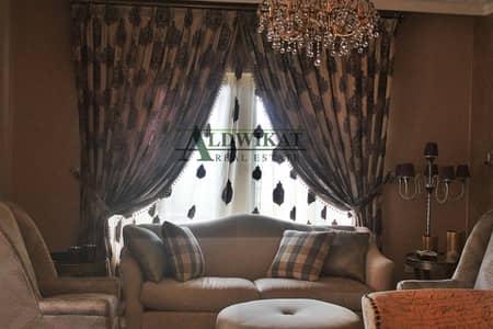 5 Bedroom Villa for Sale in Al Kursi, Amman - Distinctive detached villa for sale in the most beautiful areas of Al Kursi