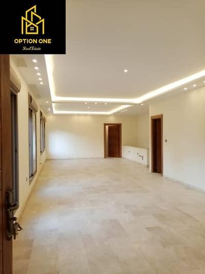 فلیٹ 4 غرف نوم للبيع في دابوق، عمان - شقة أرضي دوبلكس في دابوق للبيع | 270 م2