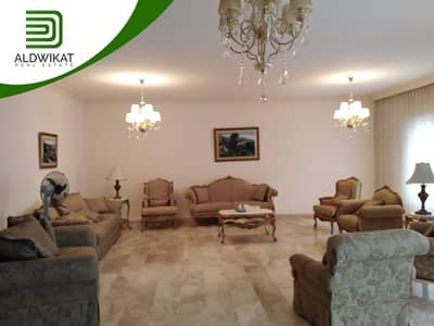 5 Bedroom Flat for Sale in Al Kursi, Amman - Attached villa for sale in Al Kursi | 622 SQM