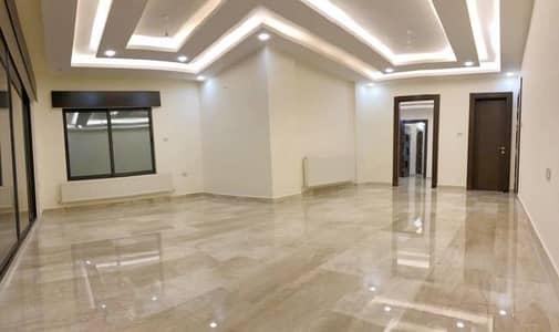 4 Bedroom Flat for Sale in Airport Road, Amman - شقة للبيع في ضاحية الارز طابق اول يمين بمساحة 210 متر