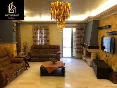 4 Bedroom Flat for Rent in Khalda, Amman - شقة مفروشة للإيجار في خلدا في موقع مميز بالقرب من ستي مول
