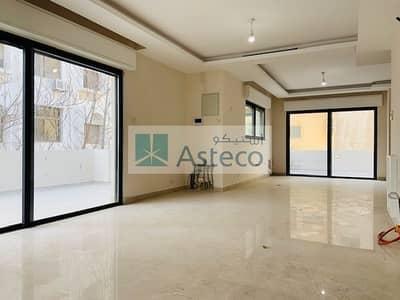 فلیٹ 4 غرف نوم للايجار في عبدون الشمالي، عمان - Modern Roof Duplex Apartment in Abdun 2757