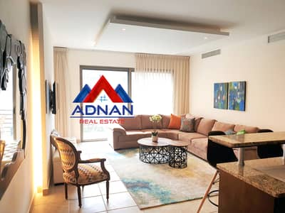 2 Bedroom Flat for Rent in Abdun, Amman - Luxurious furnished apartment for rent in Abdun | 120 SQM