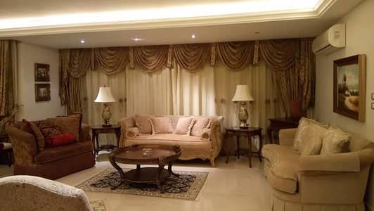 فیلا 5 غرف نوم للايجار في دابوق، عمان - فيلا مفروشة في دابوق للإيجار | 700 م2