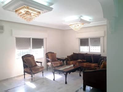 3 Bedroom Flat for Sale in Rabyeh, Amman - Apartment for sale in Rabyeh |150 SQM, first floor
