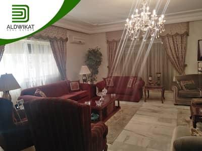 7 Bedroom Villa for Sale in Abdun, Amman - Independent villa for sale in Abdun | 1500 SQM