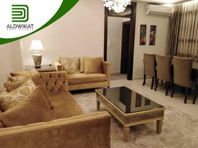 3 Bedroom Flat for Rent in Khalda, Amman - Luxurious second-floor apartment for rent in Khalda | 125 SQM