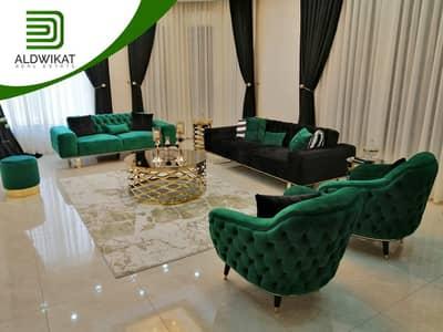 4 Bedroom Villa for Sale in Al Jubaiha, Amman - Independent furnished villa for sale in Al Jubaiha | 800 SQM
