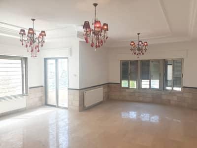 3 Bedroom Flat for Rent in Dair Ghbar, Amman - First-floor apartment for rent in Dair Ghbar | 3 BR