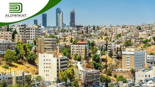 ارض سكنية  للبيع في الشميساني، عمان - ارض للبيع في الشميساني | 738 م2
