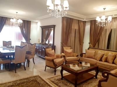 فلیٹ 3 غرف نوم للايجار في الرابية، عمان - شقة مفروشة فخمة في الرابية للإيجار