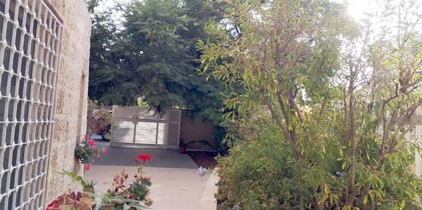 فلیٹ 4 غرف نوم للايجار في الشميساني، عمان - شقة أرضية مع حديقة مفروشة للايجار في الشميساني