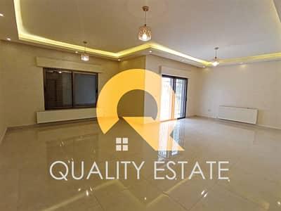 3 Bedroom Flat for Rent in Dair Ghbar, Amman - Distinctive ground apartment for rent in Dair Ghbar | 230 SQM