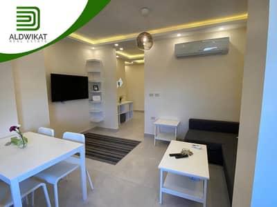 فلیٹ 1 غرفة نوم للايجار في أم أذينة، عمان - شقة مفروشة طابق ثالث للإيجار في ام اذينة | 110 م2
