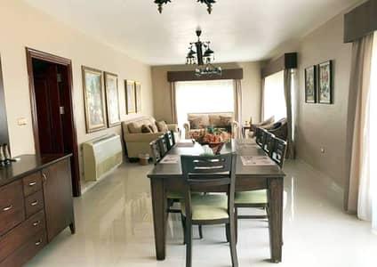 فلیٹ 3 غرف نوم للايجار في أم السماق، عمان - شقة مفروشة فخمة بالقرب من شارع مكة (ام السماق) للإيجار