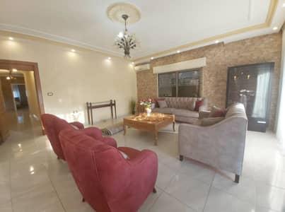 فلیٹ 3 غرف نوم للايجار في أم أذينة، عمان - ام اذينة، شقة مفروشة للايجار السنوي | 3 نوم