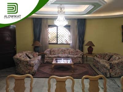 فیلا 6 غرف نوم للايجار في دير غبار، عمان - فيلا مفروشة مستقلة للإيجار في دير غبار | 450 م2