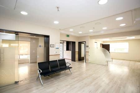 مجمع تجاري  للايجار في الشميساني، عمان - مبنى تنظيم تجاري مكتبي (شبه مفروش) للإيجار في الشميساني