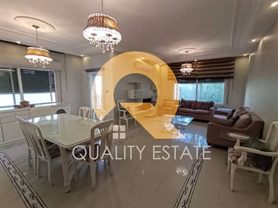 فلیٹ 3 غرف نوم للايجار في ضاحية الامير راشد، عمان - شقة مفروشة للإيجار في أجمل مناطق ضاحية الأمير راشد   200 م2