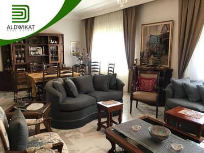 4 Bedroom Villa for Sale in Al Swaifyeh, Amman - Separate villa on two streets for sale in Al Swaifyeh | 420 SQM