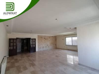 فلیٹ 4 غرف نوم للبيع في الرابية، عمان - شقة طابق اول للبيع في الرابية | 303م2