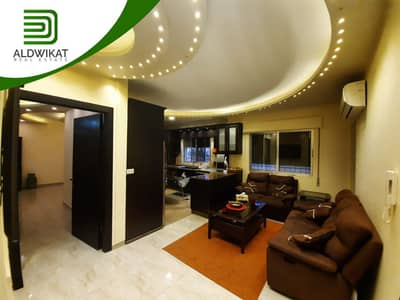 3 Bedroom Flat for Sale in Marj Al Hamam, Amman - Ground floor furnished apartment for sale in Marj Al Hamam | 150 SQM