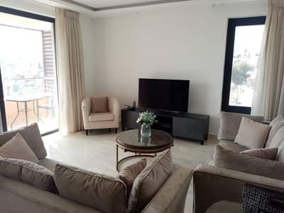 2 Bedroom Flat for Rent in Jabel Al Webdeh, Amman - Furnished apartment for rent in Jabel Al Webdeh | near Manara Arts Centre