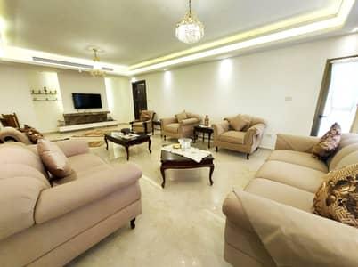فلیٹ 4 غرف نوم للايجار في دير غبار، عمان - دير غبار   شقة مفروشة فخمة للإيجار