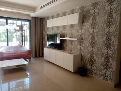 2 Bedroom Flat for Rent in Abdun, Amman - Garden Apartment for rent in Abdun   Near the Netherlands Embassy