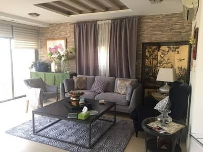 3 Bedroom Flat for Rent in Dair Ghbar, Amman - Furnished Duplex roof for rent in Dair Ghabar
