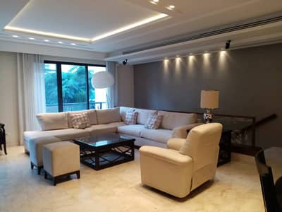 4 Bedroom Flat for Rent in 5th Circle, Amman - Duplex Apartment for rent in 5th Circle | 290 SQM