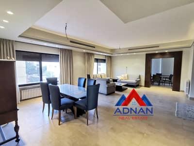 3 Bedroom Flat for Rent in Al Swaifyeh, Amman - Furnished apartment in Al Swaifyeh for rent | 3 BR