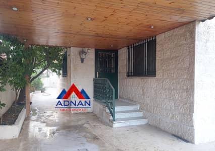 فلیٹ 4 غرف نوم للبيع في خلدا، عمان - للبيع شقة أرضية مع حديقة وكراج خاص في خلدا