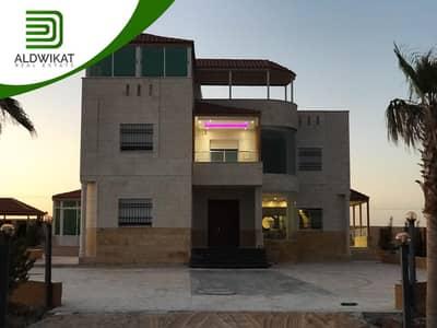 3 Bedroom Villa for Sale in Madaba - Independent villa for sale in Madaba | 500 SQM