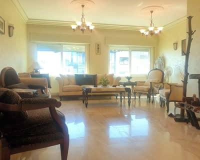 فلیٹ 3 غرف نوم للايجار في الشميساني، عمان - الشميساني شقة مفروشة مميزة للإيجار   3 نوم